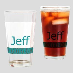 Jeff - Drinking Glass