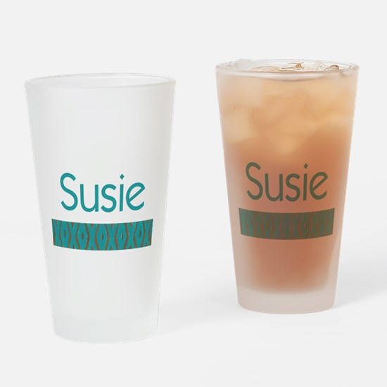 Susie - Drinking Glass