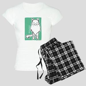 Maine Coon Cat Women's Light Pajamas