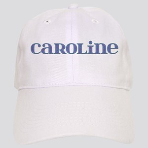 Caroline Blue Glass Cap