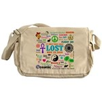 LOST Memories Messenger Bag