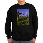 Saguaro Zombies Zombie 2 Sweatshirt (dark)