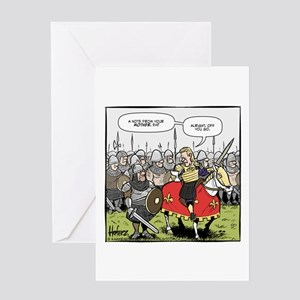 Off You Go Greeting Card