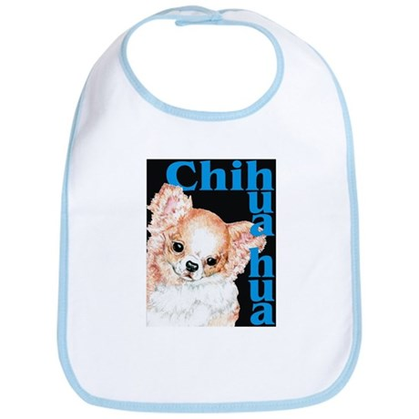 Urban Long Coat Chihuahua Bib