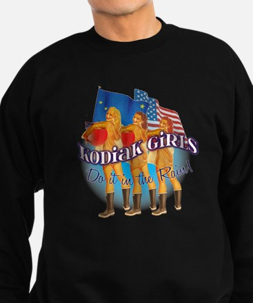 Kodiak Girls Do It in the Rai Sweatshirt (dark)