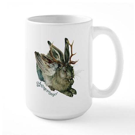 Wolpertinger Large Mug
