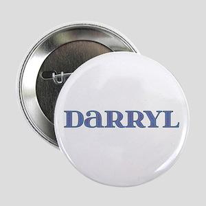 Darryl Blue Glass Button