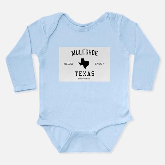 Muleshoe (TX) Texas T-shirts Body Suit