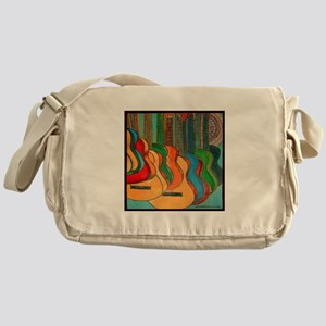 Strings Messenger Bag