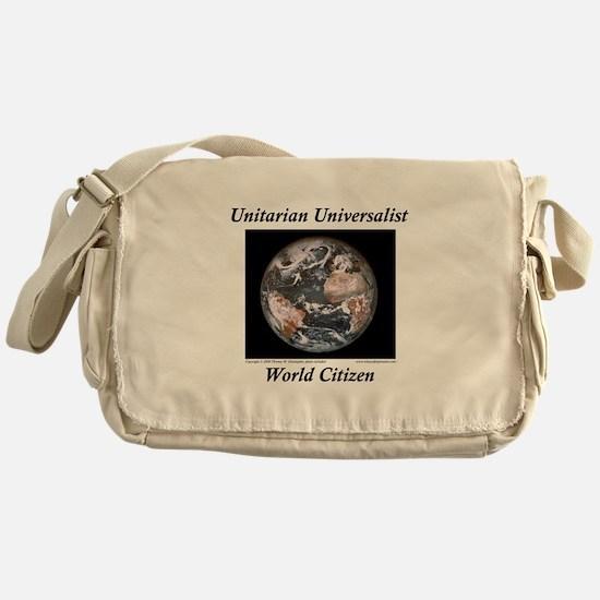 UU World Citizen Messenger Bag