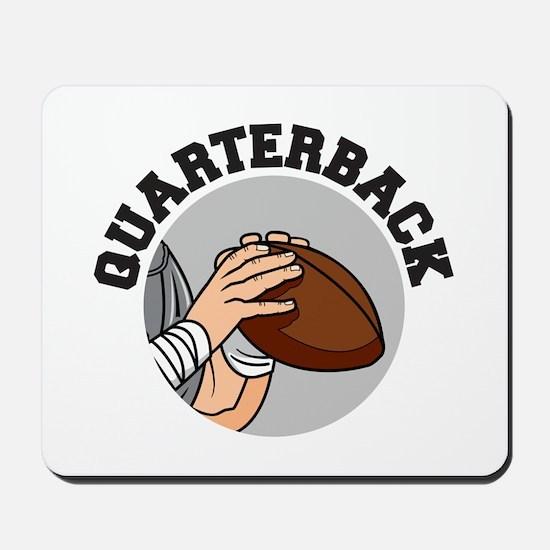 football quarterback vector graphic design Mousepa
