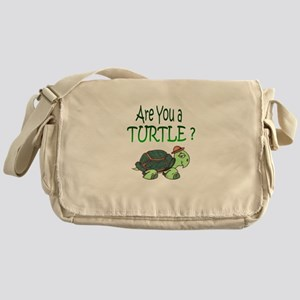 Are you a Turtle? Messenger Bag
