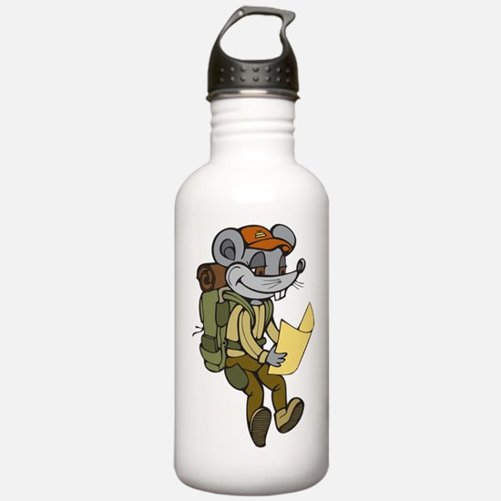 Backpacking Mouse Water Bottle