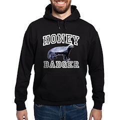 He Don't Care Hoodie (dark)