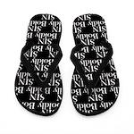 Sin Boldly Flip Flops