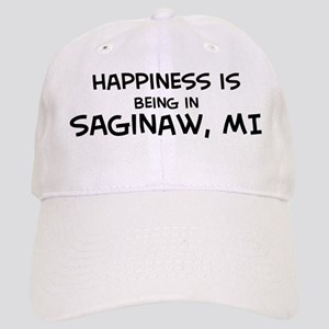 Happiness is Saginaw Cap