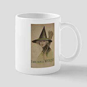I am not a WITCH! Mug