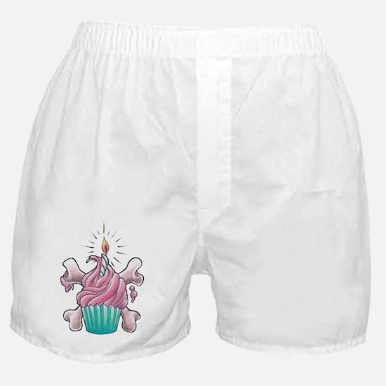 Cupcake color Boxer Shorts