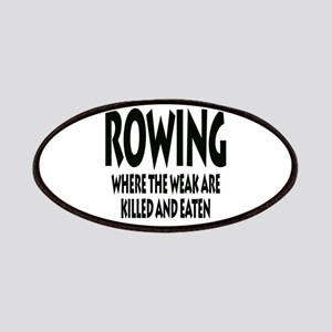Rowing Where The Weak Are Killed And Eaten Patch