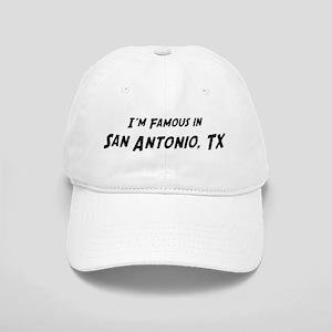 Famous in San Antonio Cap