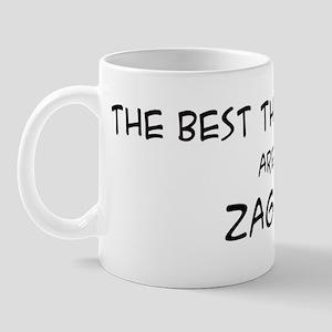 Best Things in Life: Zagreb Mug