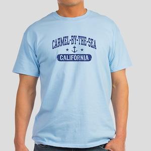 Carmel By The Sea California Light T-Shirt
