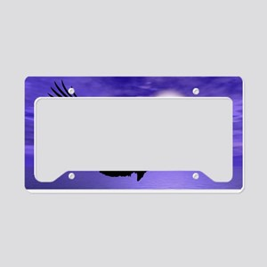 Silhouette Series License Plate Holder