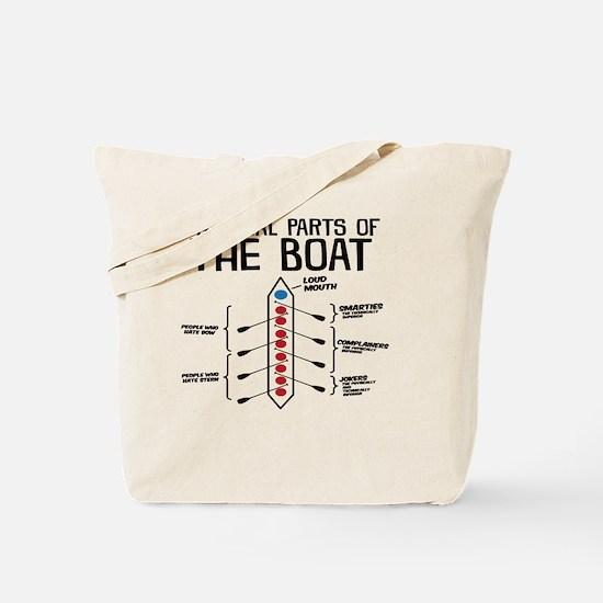Cute Rowing Tote Bag