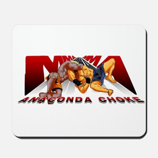 Ninja Skin MMA Anaconda Choke Mousepad