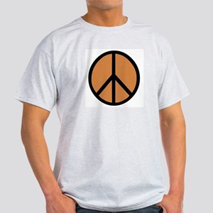 Peace for Men Ash Grey T-Shirt