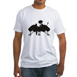 Viking Lander Fitted T-Shirt