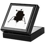 Lunar Module Keepsake Box