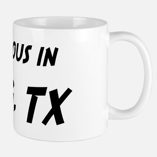 Famous in Irving Mug