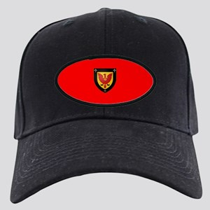 Clan MacAlister Black Cap