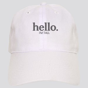 Hello I'm tall Cap