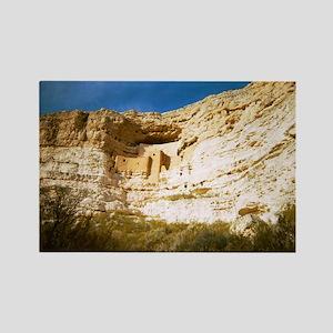 Montezuma Castle #120 Rectangle Magnet