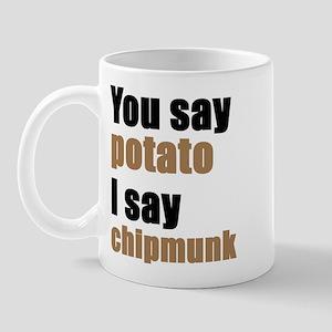 You Say Potato Mug