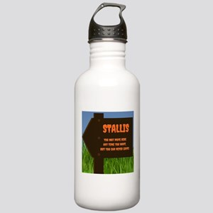 stallis Stainless Water Bottle 1.0L
