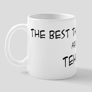 Best Things in Life: Tehran Mug