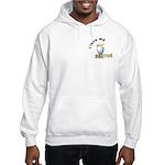 Cockatoo Hooded Sweatshirt