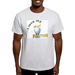 Cockatoo  Ash Grey T-Shirt