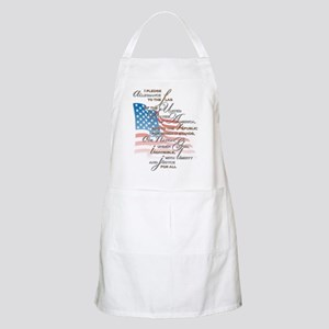 US Pledge - Apron