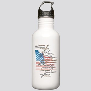 US Pledge - Stainless Water Bottle 1.0L