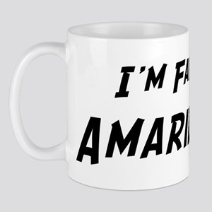 Famous in Amarillo Mug