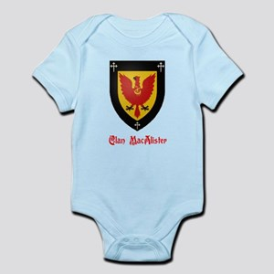 Clan MacAlister Infant Bodysuit