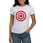 Captain Canada Women's T-Shirt