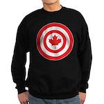 Captain Canada Sweatshirt (dark)