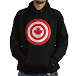 Captain Canada Hoodie (dark)
