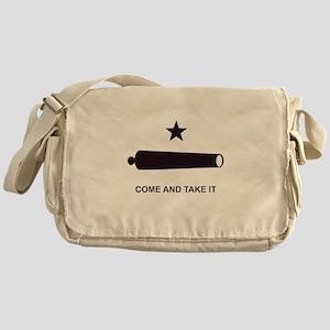 """""""GONZALES FLAG"""" Messenger Bag"""