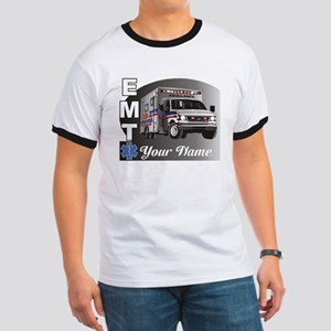 Custom Personalized EMT Ringer T